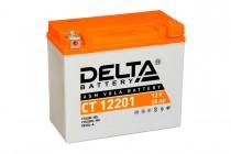 Аккумуляторная батарея Delta СТ 12201