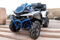 Б/У Квадроцикл STELS ATV 800 GUEPARD Trophy